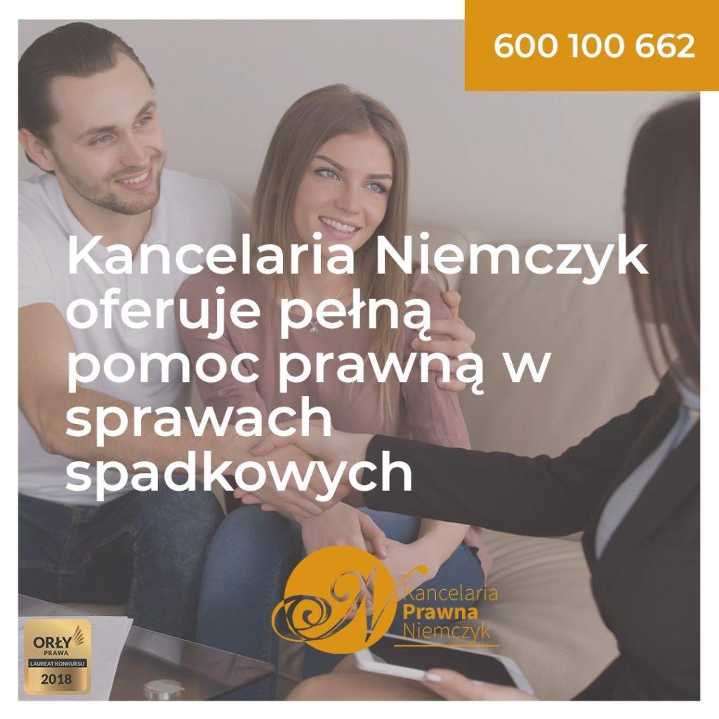 Kancelaria spadkowa Wrocław